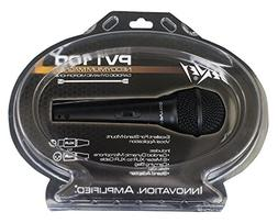 Peavey Pvi 100 Dynamic Vocal Cardiod Microphone with XLR Cab