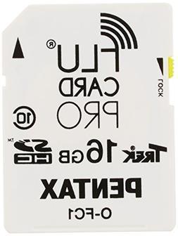 Pentax 16GB FluCard Pro SDHC Memory Card
