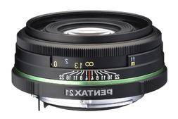 Pentax 21mm F/3.2 AL Limited Lens for Pentax Digital SLR Cam