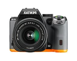 Pentax K-S2 20MP Wi-Fi Enabled Weatherized SLR Body Only