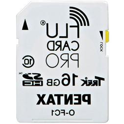 Pentax OFC-1 16GB Flu Card for Pentax K3 DSLR Camera - WiFi