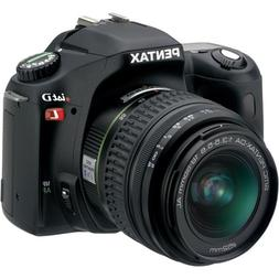 PentaxistDL 6.1MP Digital SLR Camera with DA 18-55mm f3.5-5.