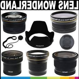 Polaroid Premium Package: Polaroid Studio Series HD Lens Won