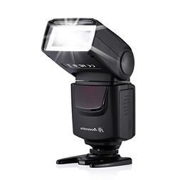 Powerextra Professional DF-400 Speedlite Camera Flash for Ca