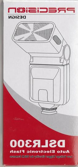 Used Precision Design DSLR300 Auto Electronic Flash For DSLR