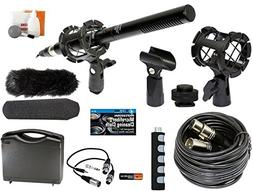Professional Advanced Broadcast Microphone and accessories K