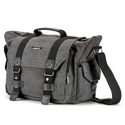 SLR Camera Bag, Evecase Large Canvas Messenger SLR/DSLR Came