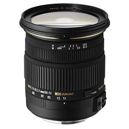 Sigma 17-50mm F2.8 EX DC Large Aperture Standard Zoom Lens f