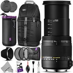 Sigma 18-250mm f3.5-6.3 DC MACRO OS HSM Lens for NIKON DSLR