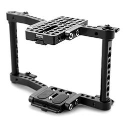 Smallrig VersaFrame Cage for Small DSLR Camera Canon 650D, 6