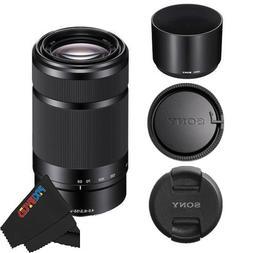 Sony E-Mount 55-210mm F 4.5-6.3 Lens for Sony E-Mount Camera