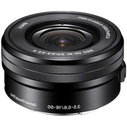 Sony SELP1650 16-50mm Power Zoom Lens  - International Versi
