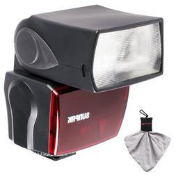 Sunpak PF30X/DigiFlash2800 Electronic Flash Unit  for Nikon