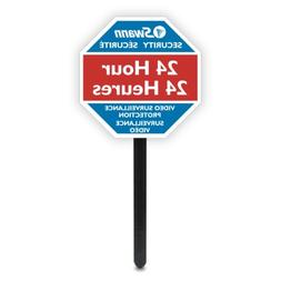Swann SW276-YSS Security Yard Stake Warning Sign