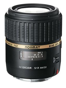 Tamron AF 60mm f/2.0 SP DI II LD IF 1:1 Macro Lens for Sony