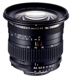 Tamron Autofocus 19-35mm f/3.5-4.5 Wide Angle Zoom Lens for