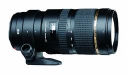 Tamron SP 70-200MM F/2.8 DI VC USD Telephoto Zoom Lens for C