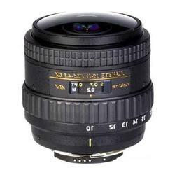 Tokina 10mm - 17mm F/3.5-4.5 DX Autofocus Fisheye Zoom Lens