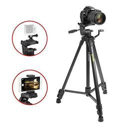 Tripod iKross 61-inch Professional DSLR Camera Light Weight