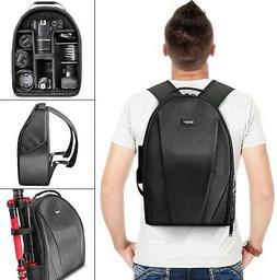 Vivitar Camera Backpack Bag for DSLR Camera, Lens and Access