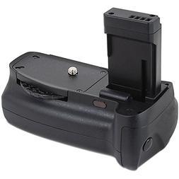 Vivitar Multi-Power Battery Grip for Canon EOS Rebel T3 & T5