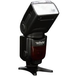 Vivitar DF-583 18-180mm Power Zoom DSLR Flash for Nikon