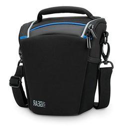 Weather Resistant SLR Camera Case Bag with Shoulder Sling by