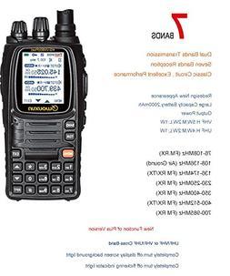 WouXun KG-UV9D Multi-Band Multi-functional DTMF Two-way Radi