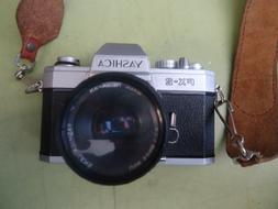 Yashica FX-3 35mm film SLR camera