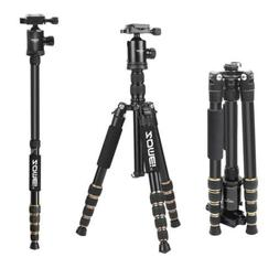 ZOMEi Z669 SLR Camera Tripod with Ball Head and Carrying Cas
