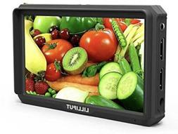 "Lilliput A5 5"" 1920x1200 8bit 4K HDMI DSLR Camera field moni"