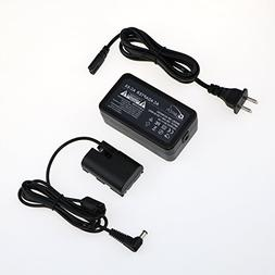 Glorich ACK-E6 replacement AC Power Adapter kit for Canon EO