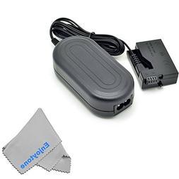 Fomito ACK-E8 AC Power Adapter + DR-E8 DC Coupler for Canon