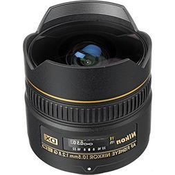 Nikon AF DX NIKKOR 10.5mm f/2.8G ED Fixed Zoom Fisheye Lens