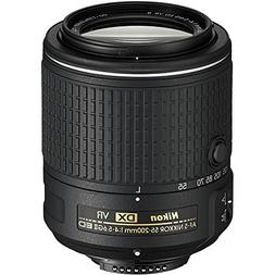 Nikon AF-S DX NIKKOR 55-200MM f/4-5.6G ED Vibration Reductio