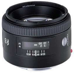 Minolta 2662-110 50MM AF f/1.4 for Minolta/Sony SLR/DSLR Cam
