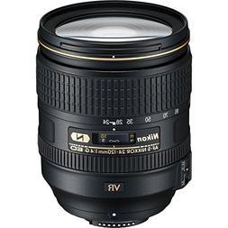 Nikon 2193-IV AF-S fx NIKKOR 24-120mm F/4G ED Vibration Redu