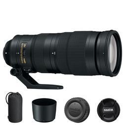 Nikon AF-S NIKKOR 200-500mm f/5.6E ED VR Lenses