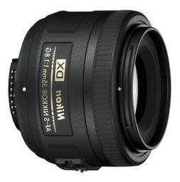 Nikon AF-S DX NIKKOR 35mm f/1.8G Lens with Auto Focus for Ni