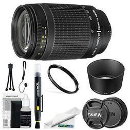 AF Zoom NIKKOR 70-300mm f4-5.6G Lens + GIFTS FOR NIKON D3200