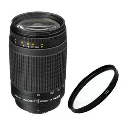 Nikon AF Zoom-NIKKOR 70-300mm f/4-5.6G Lens for Nikon DSLR C