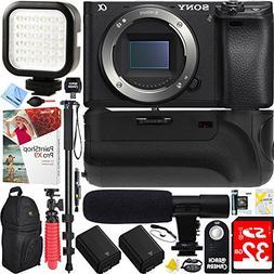 Sony Alpha a6000 24.3MP Interchangeable Lens Camera Body onl