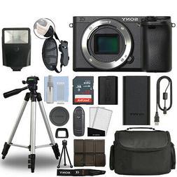 Sony Alpha a6500 Mirrorless 24.2MP 4K Digital Camera Body +