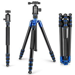Neewer Aluminum Alloy 65 inches/165 centimeters Tripod Monop