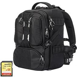 Tamrac ANVIL 17 Photo DSLR Camera and Laptop Backpack  with