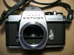 Pentax Asahi Spotmatic SLR Camera