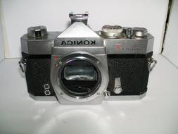 Konica Auto Reflex T 35mm SLR Camera