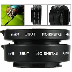 Autofocus AF Macro Extension Tube for Sony E NEX Camera A500