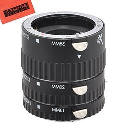 Full Autofocus Macro Extension Tube for Nikon DSLR Cameras -