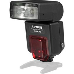 Bower  Digital Autofocus Power Zoom Flash for Canon EOS 7D,
